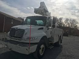 100 For Sale Truck 2007 International 4400 Bucket Boom Truck For Sale 604009