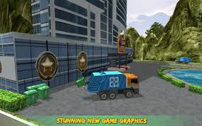 Off Road Garbage Truck Driver | 1mobile.com