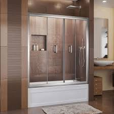 Rustic Barn Door For Bathroom - Light Wood Cabinet With Clear ... Shower Doors California Door Sliding Barn For Bathroom Bathrooms Design Privacy How To Install Realie Froster Doorssliding 19 Enclosures Enigma Asusparapc Aston Langham 60 In X 75 Frameless Oil Style Hdware The Good Size Levity Showering Kohler Enclose Your With Cool As Glass Tub Lock Systems Gridscape Series Coastal