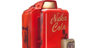 Nuka Cola Lava Lamp by Keep Cool In The Wasteland With This Fallout Nuka Cola Mini Fridge