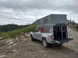 100 Pickup Truck Camping The Lightweight PopTop Camper Revolution GearJunkie