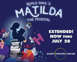 Deal: Matilda At Olney Theatre | CertifiKID