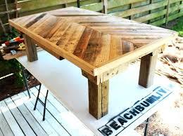 Pallet Wood Tables Copy Pallet Wood Table Legs – rroom