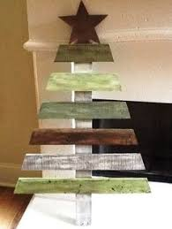 DIY Pallet Christmas Tree Easy Last Minute Craft