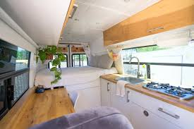 100 House Van Sprinter Life Interview Our Home On Wheels Bearfoot