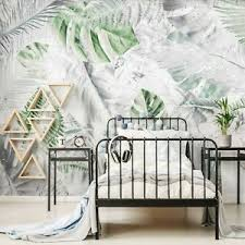 details zu vlies fototapete monstera grün tropische blätter pflanzen tapete wohnzimmer
