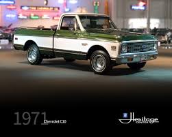 GM Heritage Center Collection | 1971 Chevrolet C-10 Relive The History Of Hauling With These 6 Classic Chevy Pickups 1971 Chevrolet C10 Twisted Vista Ii Intro Custom Wheels Cheyenne Long Bed Pickup For Sale 3920 Dyler Seven Picks From The Truck Ctennial Automobile Magazine Flatbed Pickup Truck Item Df2864 Wednesda C20 Fast Lane Cars Premier Auction Hot Rod Network 34 Ton Sale 109779 Mcg For Autabuycom Personalized Man Cave Wall Decor Etsy