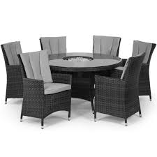 Maze Rattan 6 Seat LA Round Dining Garden Furniture Set - Grey (Ice Bucket  Table) Maze Rattan Kingston Corner Sofa Ding Set With Rising Table 2 Seater Egg Chair Bistro In Brown Garden Fniture Outdoor Rattan Wicker Conservatory Outdoor Garden Fniture Patio Cube Table Chair Set 468 Seater Yakoe 8 Chairs With Rain Cover Black Round Chester Hammock 5 Pcs Cushioned Wicker Patio Lawn Cversation 10 Seat Cube Ding Set Modern Coffee And Tea Table Chairs Flower Rattan 6 Seat La Grey Ice Bucket Ratan 36 Jolly Plastic Philippines Small 4 Chocolate Cream Ideal