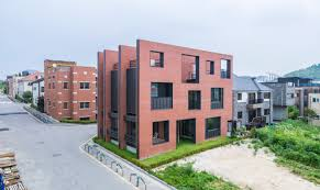 100 Wallhouse UnSangDong Architects Chronotope Wall House The Plan