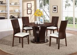 Casual Dining Room Sets Elegant New Cheap Round Dining Table Sets ... Hillsdale Fniture Monaco 5piece Matte Espresso Ding Set Glass Round Table And 4 Chairs Modern Wicker Chair 5 Pcs Gia Ebony 1stopbedrooms Room Elegant Nook Traditional Sets Cheap Kitchen Elegant Home Design Round Glass Ding Room Table And Chairs Signforlifeden Within Neoteric Design Inspiration Tables Mhwatson For Small