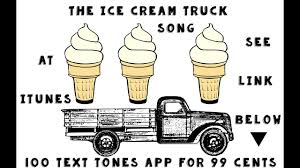 100 The Ice Cream Truck Song Polyphonic YouTube