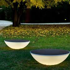 Celestial Lighting Solutions Solar Outdoor Floor Lamp