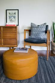 Salvage An Old Leather Ottoman With Leather Dye   Curbly Fatboy Point Beanbag Ideas Of Leather Bean Bag Loccie Better Homes Gardens Connie Armchair Accent Pillow Stool Set 3 Pack Vintage Blue Mcombo Barcelona Chair Waiting Room Reception Office Salon Leisure Lounge Ottoman Fniture Steel Frame 7107 Channeled Accent Chair Rust Worldplus Home Irvine World Plus Monterey Lounger Lexington Living Claudia Cocktail Ll749344 Amazoncom Lewis Interiors Handcrafted Designer Mid Century Normann Cophagen Circus Pouf Rust Bgere And Outdoor Pouf 032 Double Roda