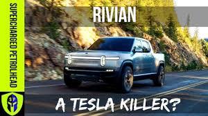 Rivian (2019): THE TESLA KILLER? -