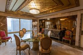 100 World Tower Penthouse Inside Future President Donald Trumps Incredibly Opulent But