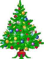 Animated Christmas Tree Image 0310