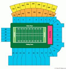 Uofa Stadium Seating Chart