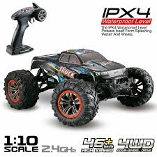 100 Monster Truck Rc Hosim RC Car 110 Scale 4WD 24Ghz Offroad Remote
