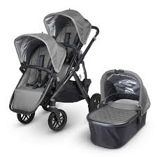 siege auto toys r us uppababy vista tandem pushchair in pascal grey kiddicare com