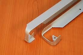 abschlussleiste winkelleisten arbeitsplatte eckverbinder breite eckleiste 28mm