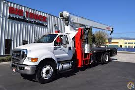 Ford F750 Elliott 1870F 18 Ton Crane Truck Crane For Sale In ... 2013 Peterbilt 587 Fontana Ca 5000523313 2009 Hino 268 Reefer Refrigerated Truck For Sale Auction Or 2014 386 122264411 Cmialucktradercom Used Kenworth Trucks Arrow Sales 2004 Chevrolet C4500 Service Mechanic Utility Freightliner Scadia Tandem Axle Daycab For 531948 T800 Find At Used Peterbilt 384 Tandem Axle Sleeper For Sale In 2015 Kenworth T680