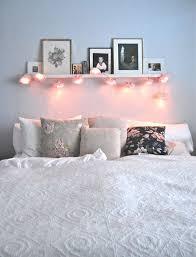 Cheap Diy Bedroom Decorating Ideas Gorgeous Design Shelf Above Bed Shelves