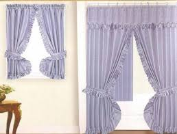Jcpenney Traverse Curtain Rod by Jcp Home Supreme Antique Satin Cascade And Swag Valances For Jc