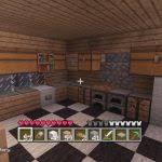outstanding minecraft modern kitchen designs ideas best