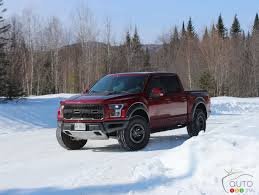 2017 Ford F-150 Raptor Tackling Winter Like A Grizzly | Car Reviews ...