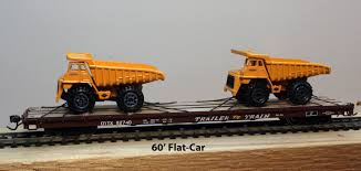 60' Flat Car W/Heavy Duty Dump Trucks - VW&B Boss Magazine Driverless Trucks To Disrupt Canadas Oil Sands The Largest Chinese Ming Truck Wtw220e Cat Marks Ming Truck Milestone New 797f For Sale Thompson Agriculture Haul Trucksdhs Diecast Colctables Inc Innovations In Open Cut Ming Bend Tech Group Komatsu Updates 730e With Ac Electric Drive Monster Test South Africa Carmagcoza Ore Safford Mine Arizona Experience Float Quick Hitch Towing System For Trucks Cbmax Unveils Autonomous Haulage Vehicle A That Blast And Spray Pating Of Central Victorian