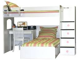 Bunk Bed Desk Combo Plans by Bunk Bed Over Desk U2013 Archana Me