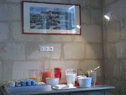 buffet petit dejeuner 2 photo de hotel de biencourt azay le