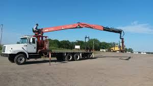 100 Truck Equipment Inc FassiCrane