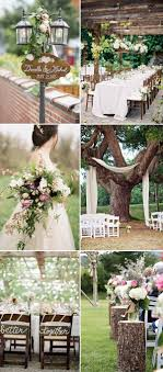 Garden Wedding Themes Ideas For 2017 Summer