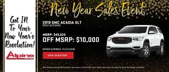 Buick & GMC Dealership In Colorado Springs | New & Used Inventory