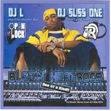 Blue Eyes Meets Bed Stuy by Various Artists Blazin Heatrocs Best Of Just Bla Front Large Jpg