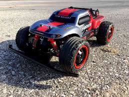 100 Stadium Truck First Impressions New Bright RC Frenzy 110 Brushless