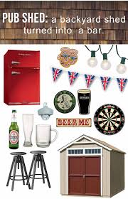 Cheap Shed Cladding Ideas by This Is How To Make Your Shed Into Your Own Private Bar