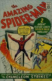 Marvel Comicss The Amazing Spider Man Issue 1c