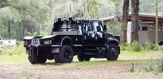 100 International Military Trucks 4700 Custom Pickup By Secret Six Motorsports