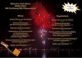silvester menu 2020 2021 ms uetliberg ms pfannenstiel
