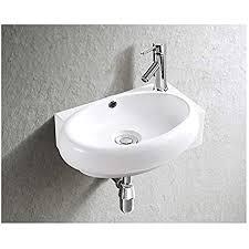 waschbecken wandmontage gäste wc klein design