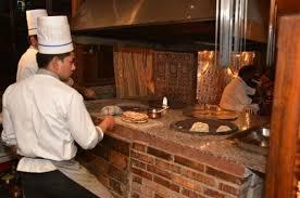 cuisine en direct la decoration de la table picture of le tandoor grand baie