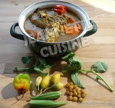 la sauce n tro plat africain jeannette cuisine