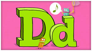 ABC Song The Letter D