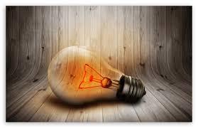 lit bulb 4k hd desktop wallpaper for 4k ultra hd tv wide