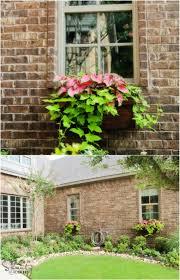 15 DIY Window Flower Box Planters