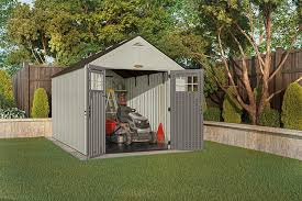 Suncast Horizontal Storage Shed Assembly by 715 Cu Ft Tremont 8 X 13 Storage Shed Suncast Corporation