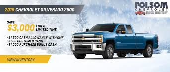 Folsom Chevrolet | Sacramento Chevy Dealer In Folsom | Roseville