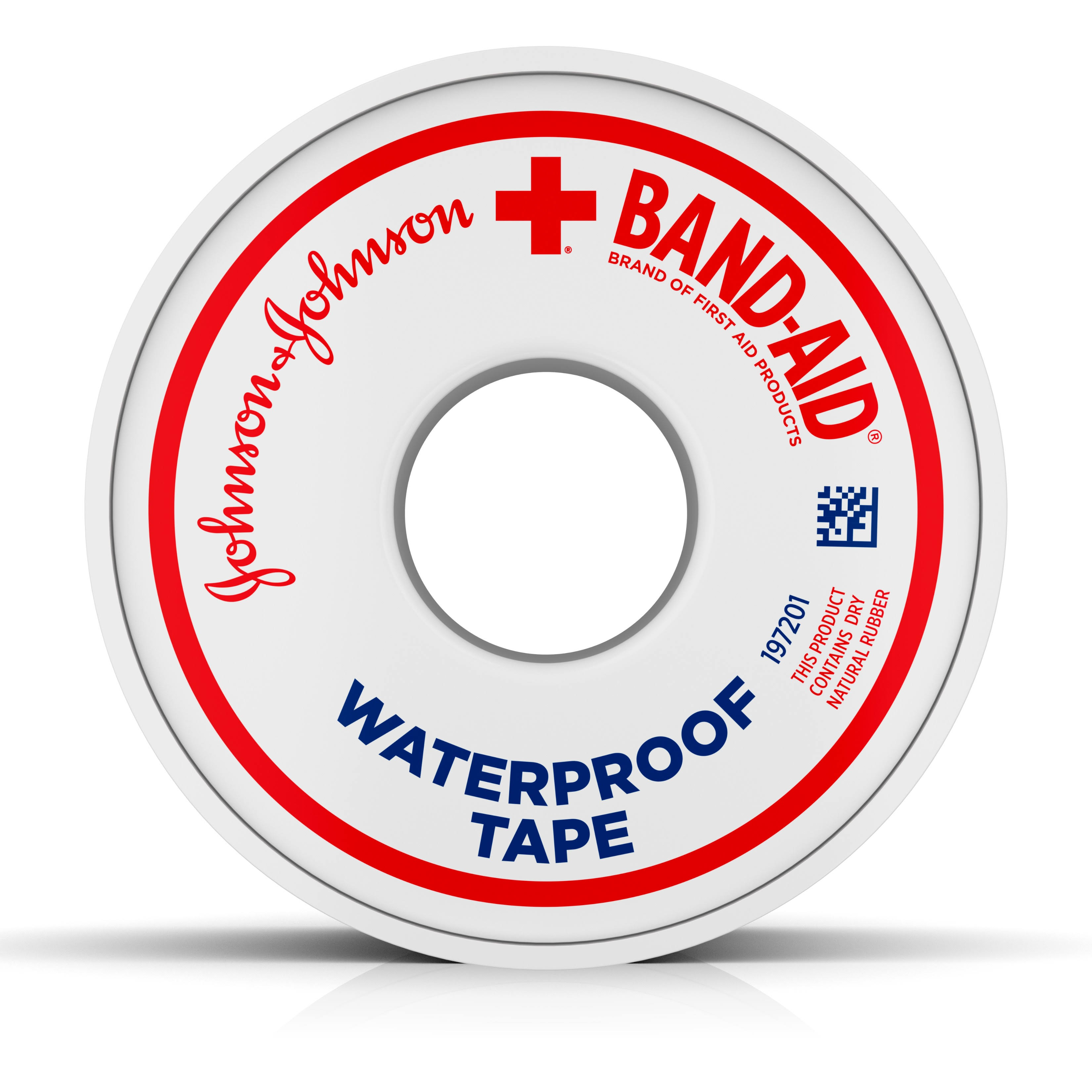 Johnson and Johnson Band-Aid Waterproof Tape